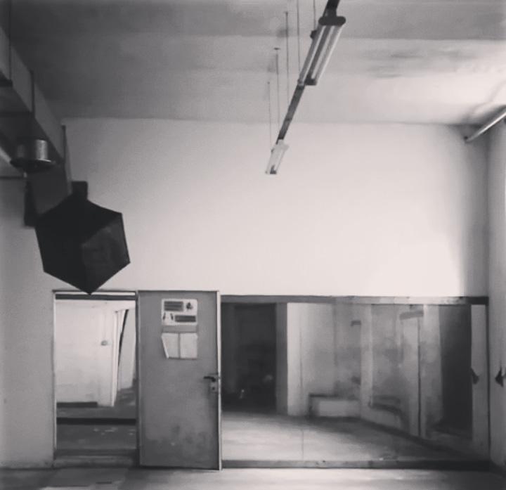 FLOATING CUBE, installazione, STUDIFESTIVAL, Milano (2017)
