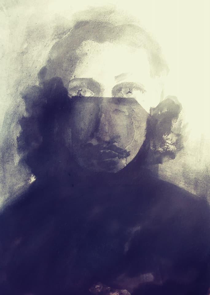 PAVEL FLORENSKY, pittura dissipativa per onde elettromagnetiche (2018)