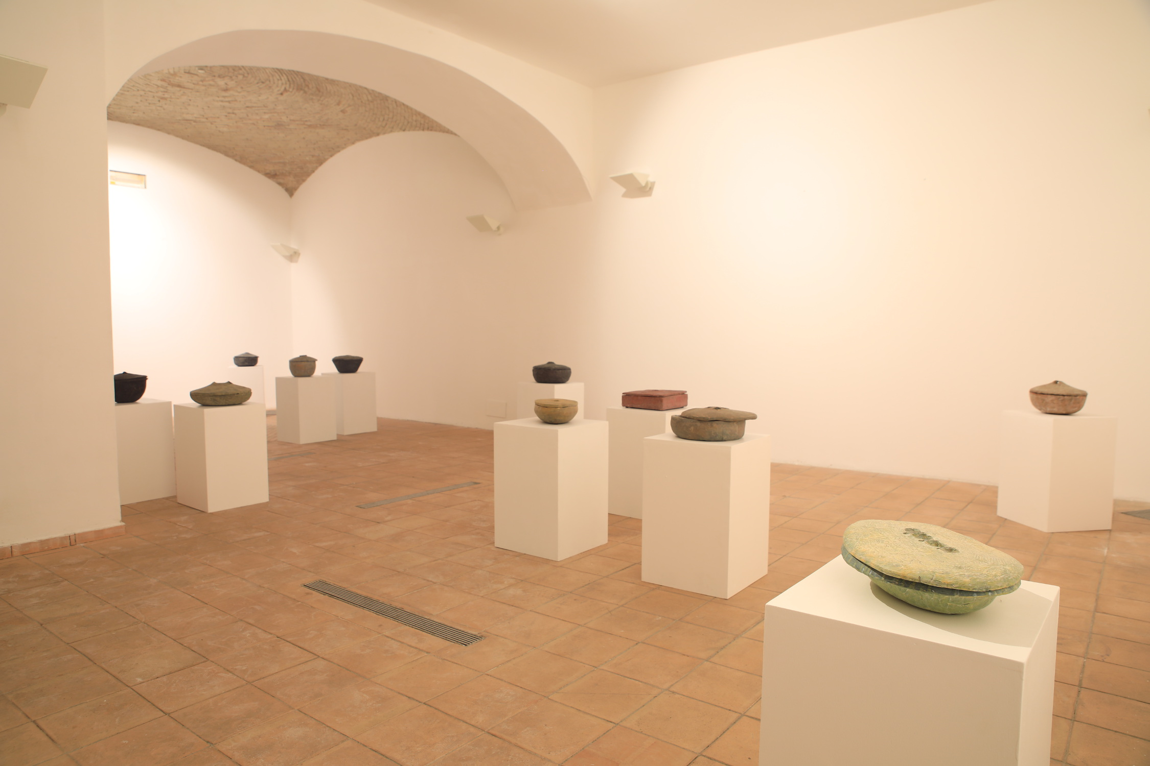 Antonio Saladino. Reperti contemporanei, 2018-2019 | installation view, Museo MARCA, Catanzaro