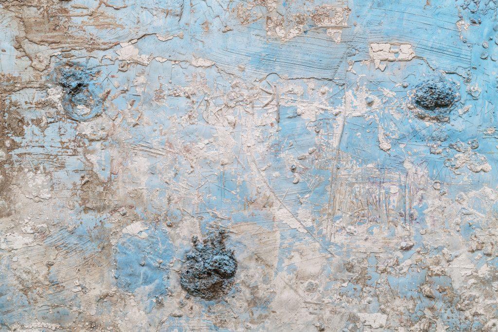 Giovanni Ozzola: Light Blue Wall, 2018