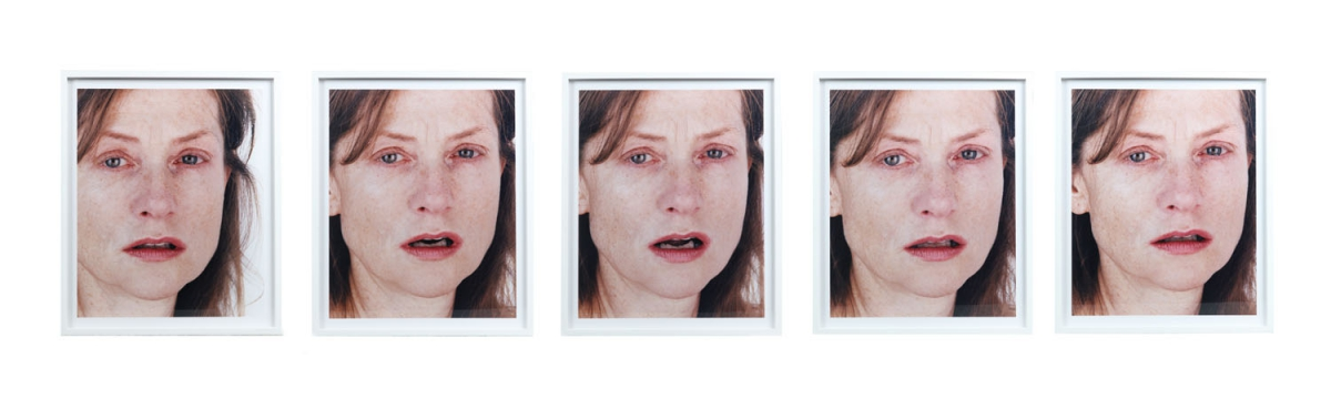 Raffaella Cortese | work by Roni Horn: Untitled (Isabelle Huppert), 2005/2007